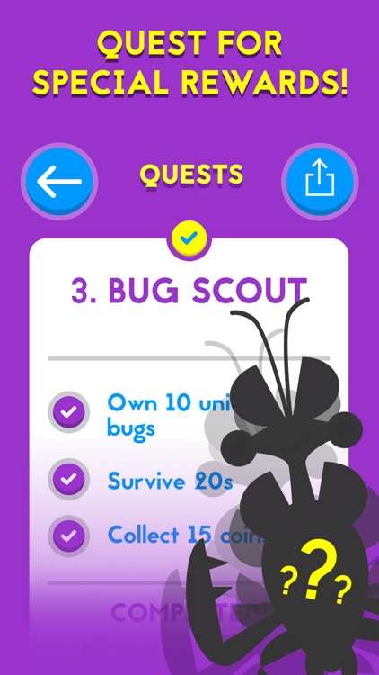 BugFall screenshot-3