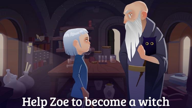 Zoe And The Magic Escape screenshot-6