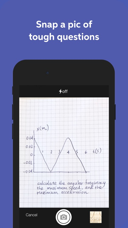 Chegg Study - Homework Help screenshot-3