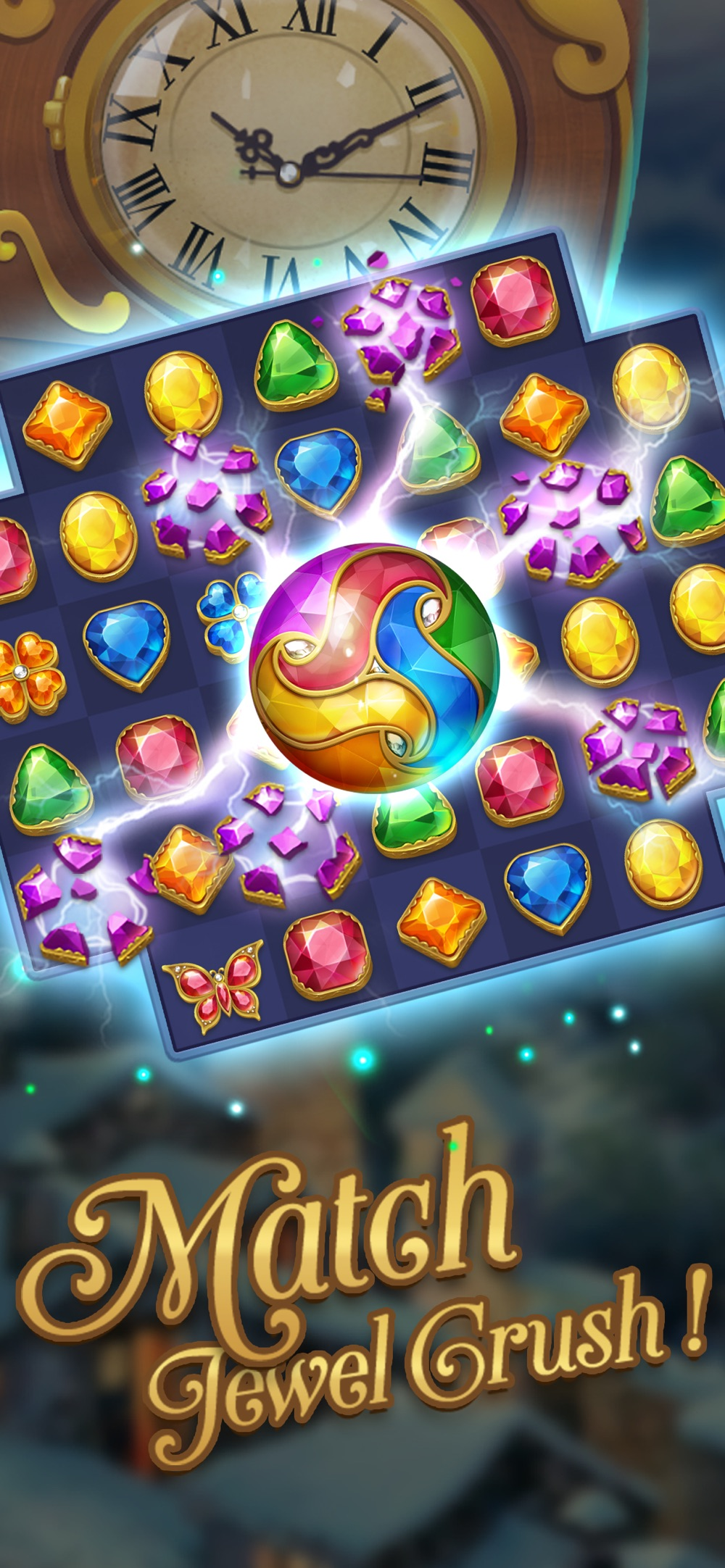 Jewel Mystery – Match 3 Game Cheat Codes