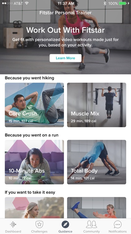 Fitbit: Health & Fitness screenshot-1