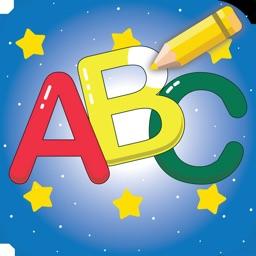 Easy Alphabet Tracing