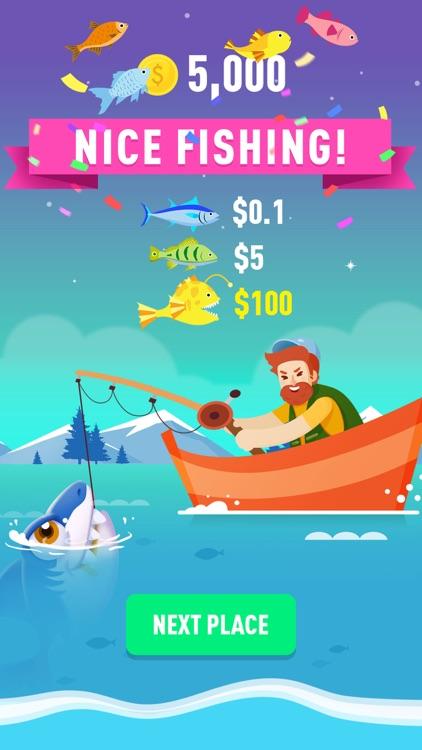 Lucky Fishing: Bounty Hunter screenshot-4