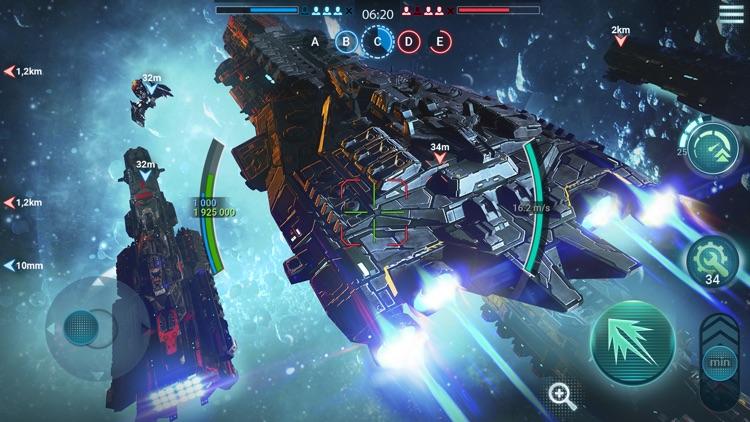 Space Armada: Galaxy Wars screenshot-0
