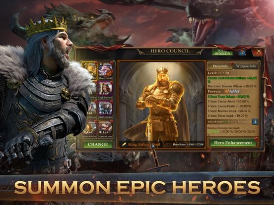King of Avalon: Dragon Warfare