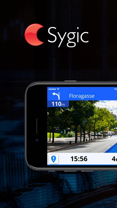 Sygic GPS-navigering & Kartor på PC