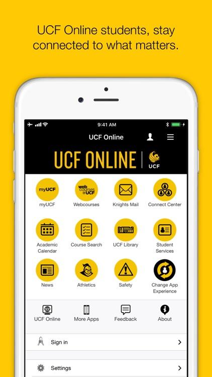 UCF Mobile screenshot-5