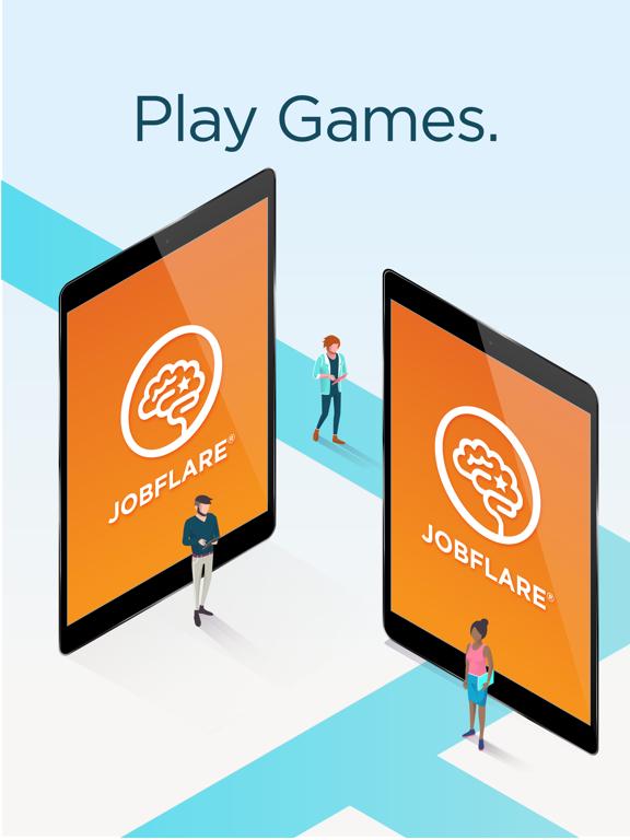 JobFlare screenshot