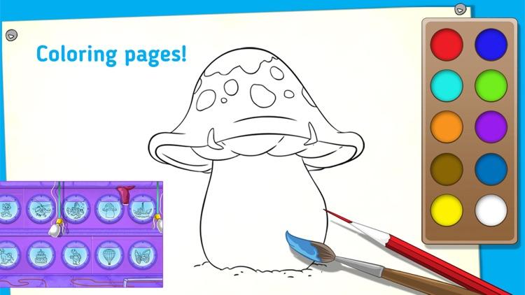 Fun learning colors games 3 screenshot-3