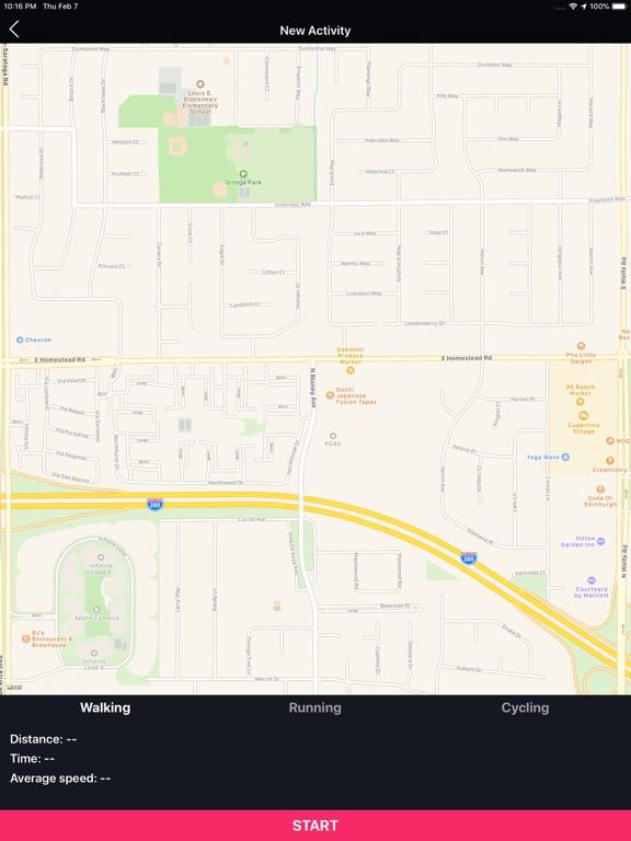 Running Tracker screenshot 7