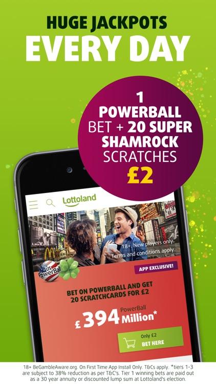Lottoland: Lottery Betting App screenshot-9
