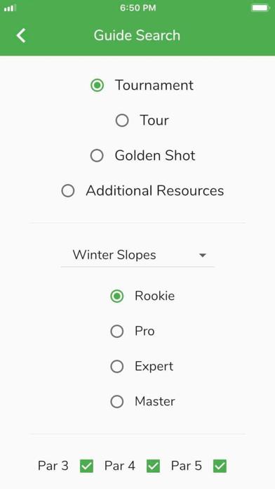 Notebook for Golf Clash screenshot four