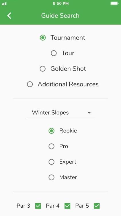 Notebook for Golf Clash screenshot-3