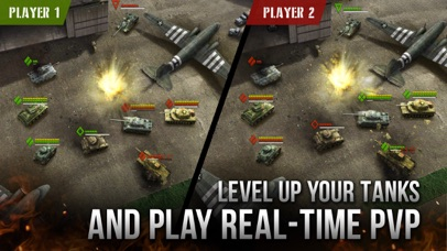 Armor Age: Tank Wars screenshot 3