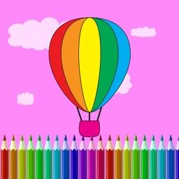 PixelsBook - coloring book