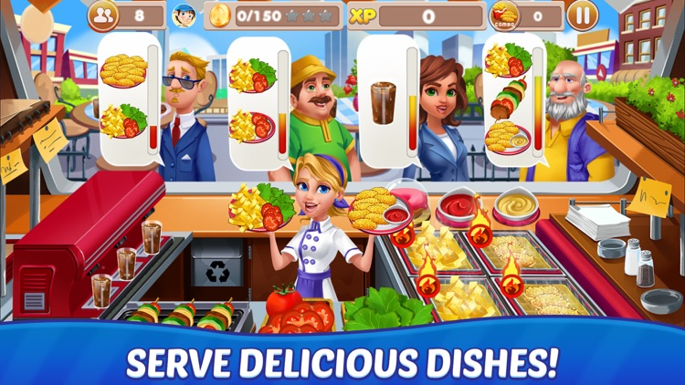 Cooking Food - Chef Games