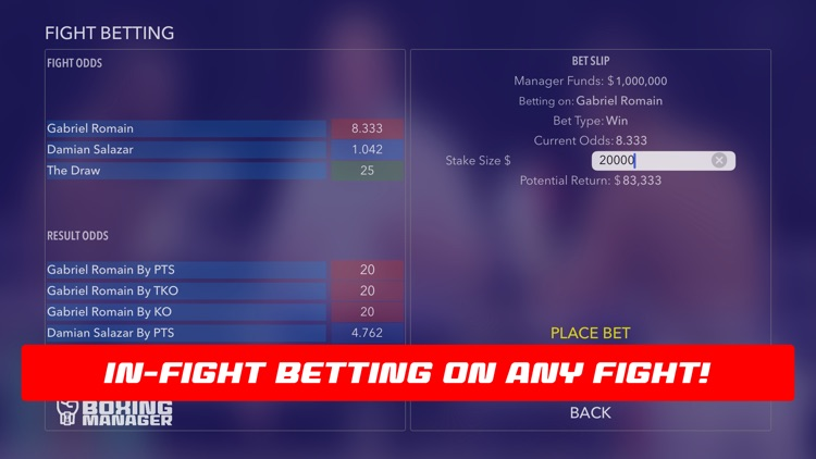 World Title Boxing Manager screenshot-9