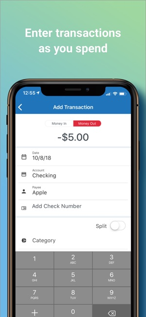 Quicken Mobile on the App Store