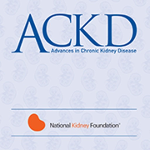 ACKD Journal icon