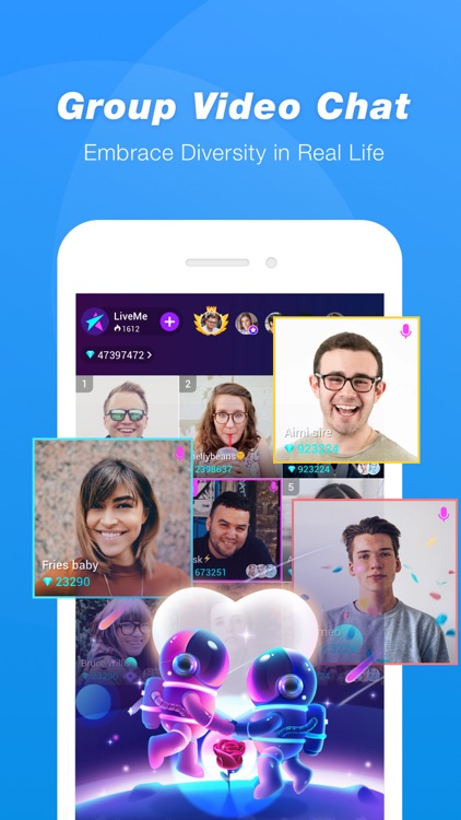 LiveMe – Live Video Chat screenshot-4