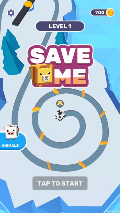 Save Me - Run & Rescue screenshot 1