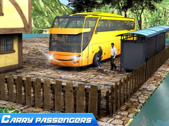 Offroad coach bus simulator screenshot 9