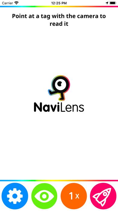 Screen Shot NaviLens 0