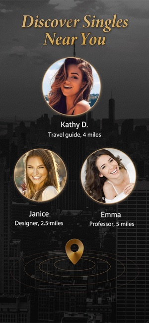 Luxy- Selective Dating on the App Store