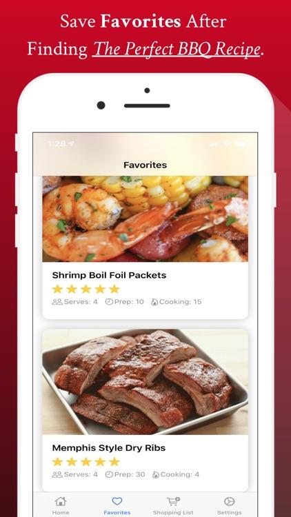 Easy BBQ Recipes screenshot-4