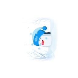 羞羞哒蓝企鹅