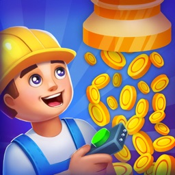 Tap Tap Factory: idle tycoon