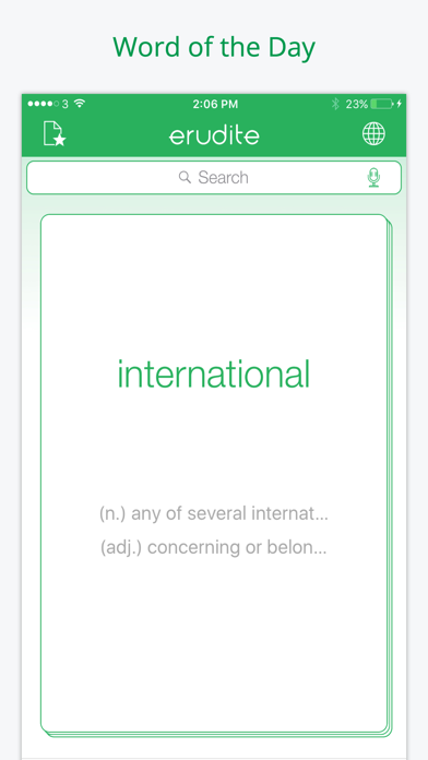 Dictionary : Word Definitions screenshot four