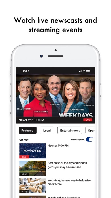 messages.download WLOS ABC13 software