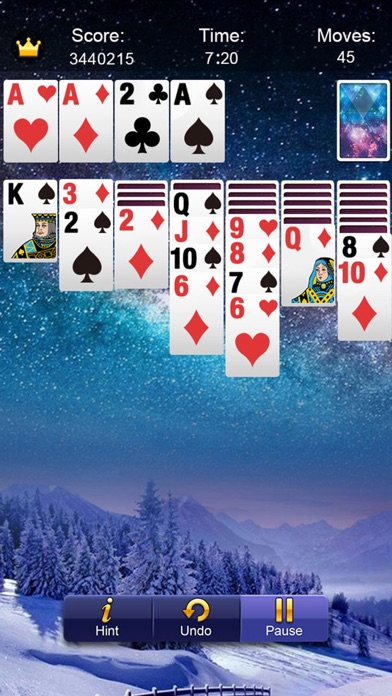 Solitaire Daily™ Screenshot 1