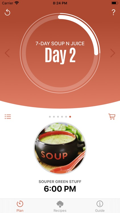 Jason's Soup n Juice Diet