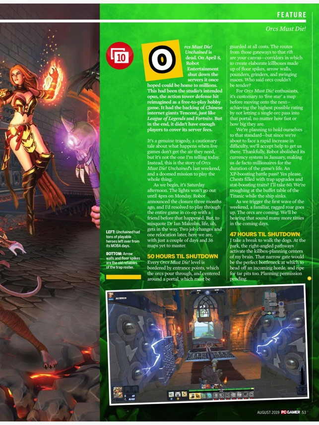 PC Gamer (US): the world's No 1 PC gaming magazine on the App Store