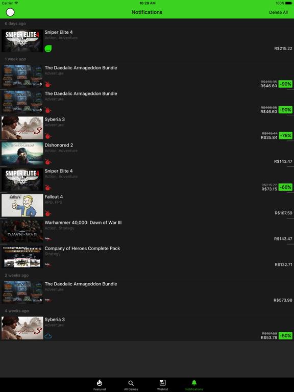 Razer Game Dealsのおすすめ画像4
