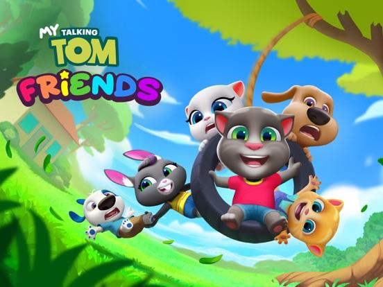 My Talking Tom Friends screenshot 14