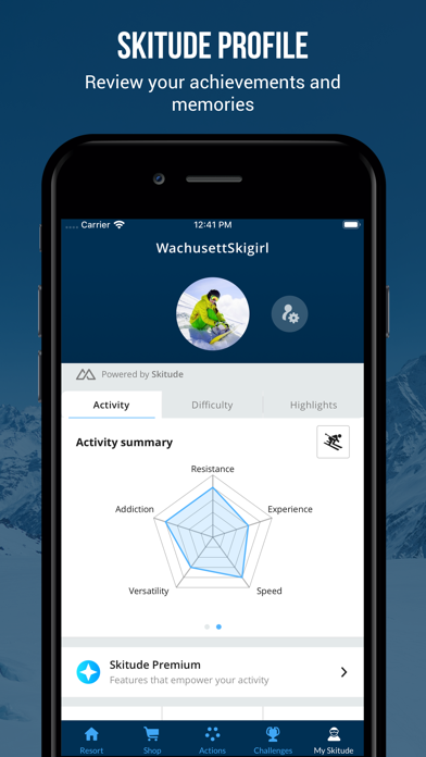 messages.download Wachusett Ski Area software