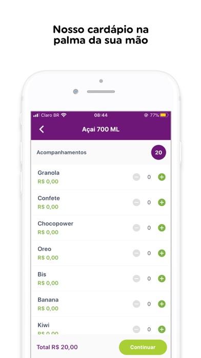Açaí do Garoto screenshot 3