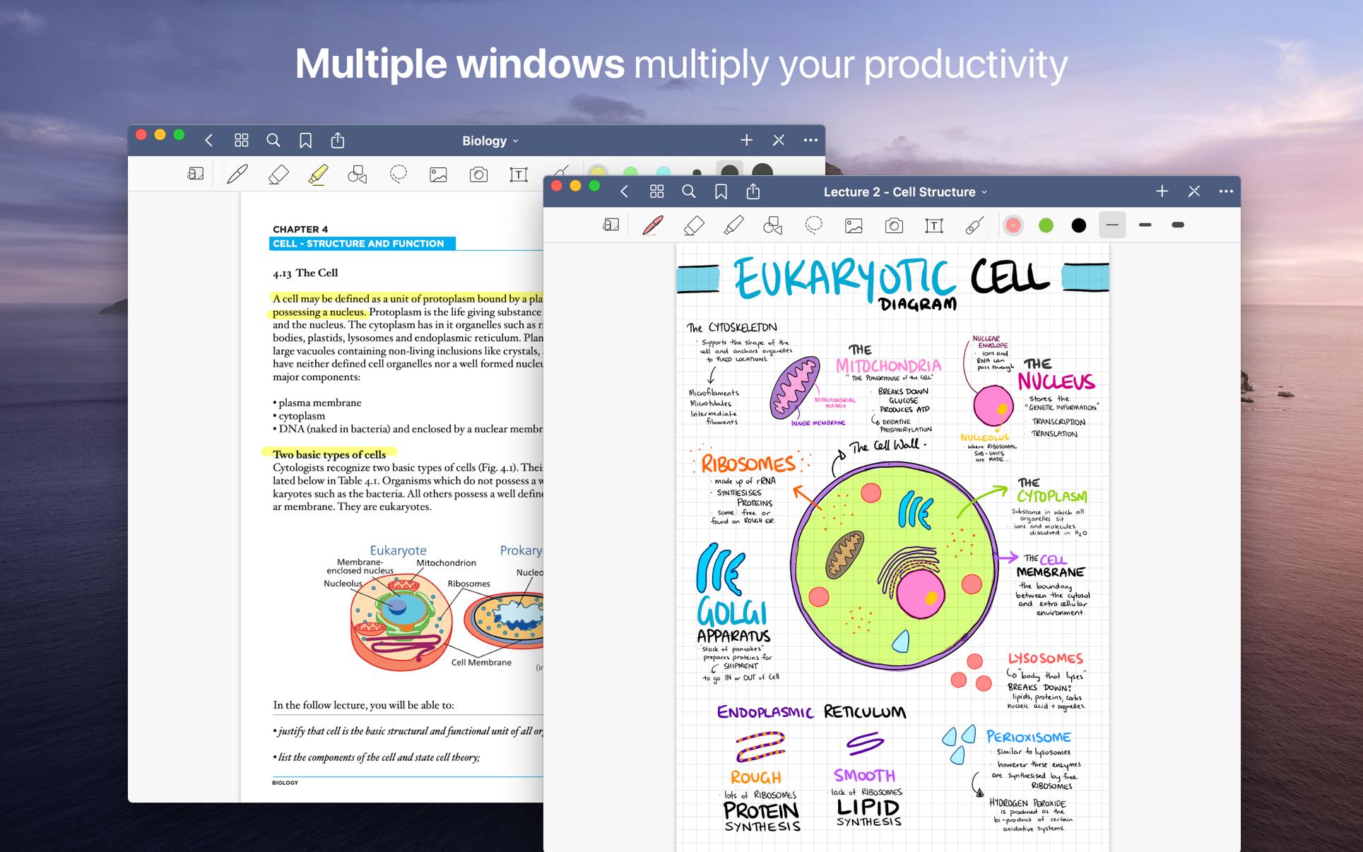 GoodNotes 5.7.26 Mac 破解版 智能手写笔记软件