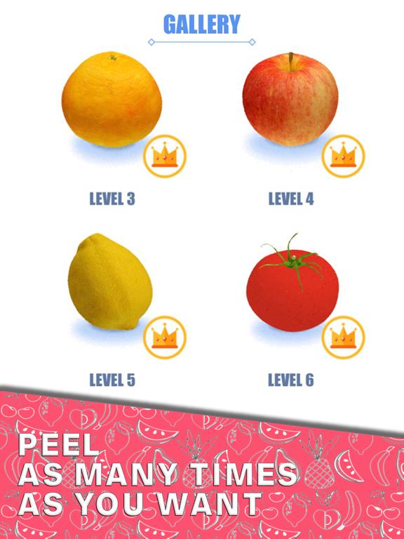 Скачать игру Perfect Peel