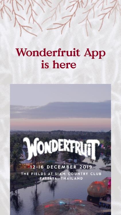 Wonderfruit