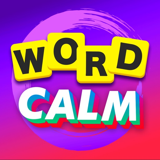 Word Calm -crossword puzzle free software for iPhone and iPad