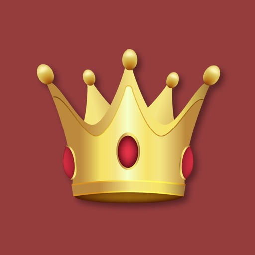 Your Highness Crown Stickers
