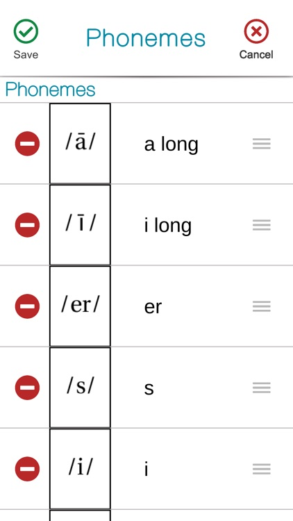SmallTalk Phonemes