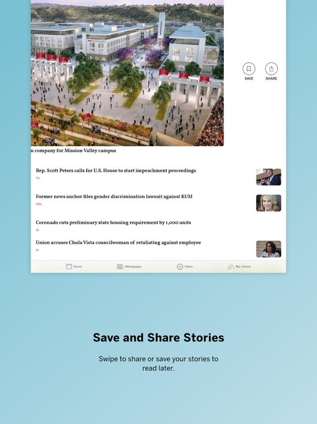 San Diego Union Tribune on the App Store
