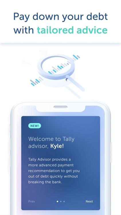 Tally: Pay Off Debt Faster screenshot-4