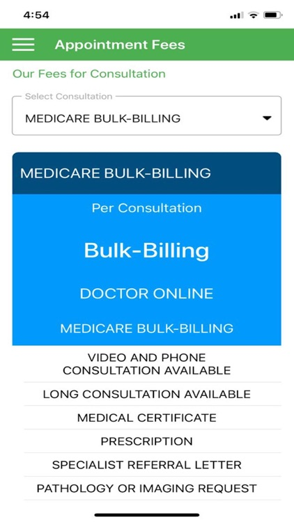 Doctor Online 365 screenshot-4