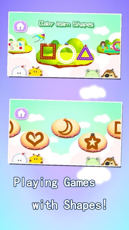Baby learn shapes screenshot-0